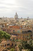 View Of Rome City