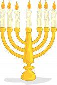Hanukah Candles