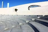 Detail of an Amphitheater at Lisbon, Portugal