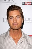 Eric Winter at the Hollywood Reporter