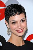 Morena Baccarin at the GQ Men of the Year Party, Chateau Marmont, Los Angeles, CA. 11-18-09