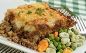 Home Made Cottage Pie