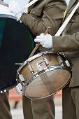 Постер, плакат: Military Band Drummers