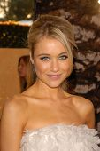 Katrina Bowden  at the 16th Annual Screen Actor Guild Awards Arrivals, Shrine Auditorium, Los Angeles, CA. 01-23-10