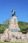Monument To Martin Miguel De Guemes, Salta