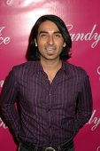 Akbar Kurtha at the Launch of 'Candy Ice' Jewelry. Prego, Beverly Hills, CA. 09-24-09