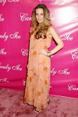 Lauren-Elaine Edleson at the Launch of 'Candy Ice' Jewelry. Prego, Beverly Hills, CA. 09-24-09