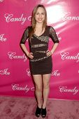 Lara Johnston at the Launch of 'Candy Ice' Jewelry. Prego, Beverly Hills, CA. 09-24-09