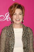 Carolyn Hennesy  at the Launch of 'Candy Ice' Jewelry. Prego, Beverly Hills, CA. 09-24-09