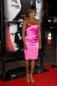Viola Davis at the Los Angeles Premiere of 'Law Abiding Citizen'. Grauman's Chinese Theatre, Hollywo