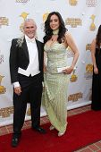 LOS ANGELES - JUN 26:  Camden Toy, Valerie Perez at the 40th Saturn Awards at the The Castaways on J