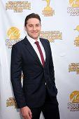 LOS ANGELES - JUN 26:  Emmett Skilton at the 40th Saturn Awards at the The Castaways on June 26, 2014 in Burbank, CA