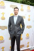 LOS ANGELES - JUN 26:  Daniel Cudmore at the 40th Saturn Awards at the The Castaways on June 26, 201