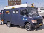 Dutch Police Van
