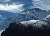 Cloud Over Annapurna Two