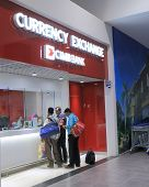 Currency Exchange shop Malaysia