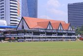 Merdeka Square and Royal Selangor Club