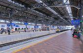 Kuala Lumpur old rail station