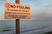 No fouling sign.