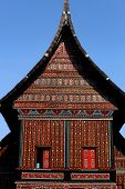 image of minangkabau  - Traditional house from west Sumatra  - JPG