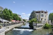 View At Isle-sur-la-sorgue