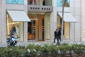 Hugo Boss, Beverly Hills