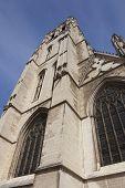 Cathedrale Sts Michel Et Gudule, Brussels, Belgium