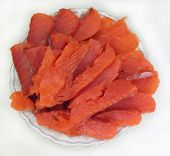 Light-salted Red Fish