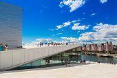The Oslo Opera House