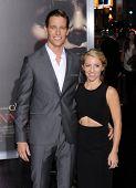 LOS ANGELES - SEP 29:  Ward Horton & Alexa Horton arrives to the