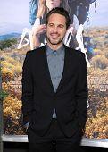 LOS ANGELES - NOV 19:  Thomas Sadoski arrives to the