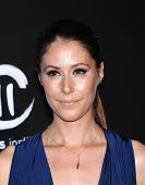 LOS ANGELES - OCT 08:  Amanda Crew arrives to the 5th Annual PSLA Autumn Party  on October 8, 2014 in Culver City, CA