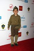 LOS ANGELES - DEC 3:  Jacob Angel, Make-A-Wish child at the Make-A-Wish Foundation at the Beverly Wilshire Hotel on December 3, 2014 in Beverly Hills, CA