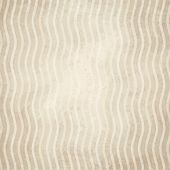 Old Paper Background With Waves