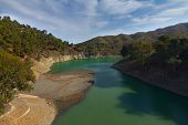El Agujero Reservoir