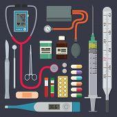 Hospital - Medical Instruments