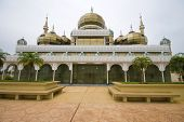 Krystal Mosque In Terengganu, Malaysia