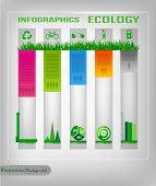 Infographic ecology design