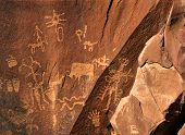 Ancient Indian Petroglyphs