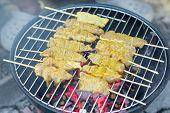 Traditional Thai Steak Roasted Pork