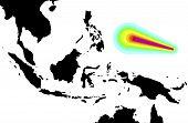 Strong Typhoon On Philippines