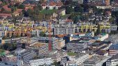 Construction Work In Zurich