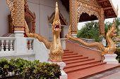 Wat Phra Sing In Chiang Mai; Thailand
