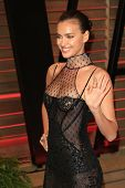 LOS ANGELES - MAR 2:  Irina Shayk at the 2014 Vanity Fair Oscar Party at the Sunset Boulevard on March 2, 2014 in West Hollywood, CA