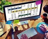 pic of scrabble  - Solution Ideas Plan Solving Result Crossword Concept - JPG