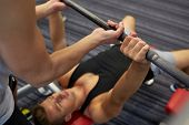 image of personal trainer  - sport - JPG