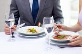 stock photo of restaurant  - restaurant - JPG