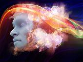 picture of homo-sapiens  - Brainwaves series - JPG