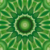 stock photo of malachite  - Abstract background malachite seamless pattern EPS8  - JPG