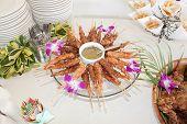 Hawaii Coconut Crunchy Shrimp